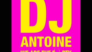 "DJ Antoine vs. Mad Mark feat. Jason Walker - Wild Side [from Album ""We Are The Party""]"