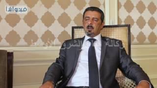"""بالفيديو :المتحدث بإسم البرلمان الليبي """" مصر تدعم الإستقرار في ليبيا """""""