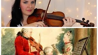 Video TURKISH MARCH by Mozart | EASY Violin Tutorial download MP3, 3GP, MP4, WEBM, AVI, FLV Juli 2018