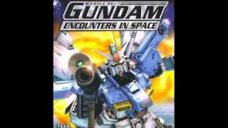 """Mobile Suit Gundam Encounters in Space OST """"Thoroughbred"""""""