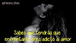 Skylar Grey - Addicted To Love (Cover) [Lyrics - Subtitulos en español]