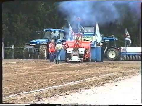 Tractor Pulling Euro Cup Six Flags (NL) 2000 by Jens Nieting