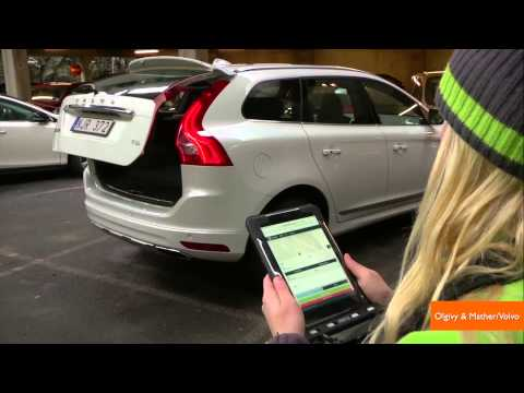 Volvo Unveils New Delivery Service to Your Unattended Car