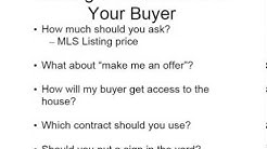 Getting Contract From Buyer - Cameron Dunlap