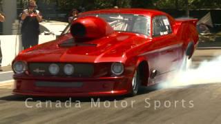 NHRA Drag Racing Pro Mods & Doorslammers - Mission, BC - June 27/09 part 1 of 4