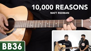 10000 Reasons (Bless the Lord) - Matt Redman Guitar Tutorial