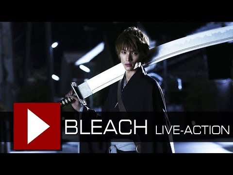 Quem deixou esse live-action do Bleach ser legal? (review) | Video Quest