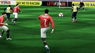 Long Shots From FIFA 04 to 14