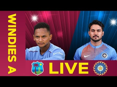 IND A Vs WI A Live Streaming | Today Cricket Match | India Vs West Indies