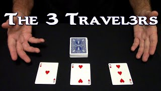 Download The 3 Travelers (Card Magic) ~ An In Depth Tutorial Mp3 and Videos