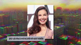 Ashley Judd speaks on her encounter with Harvey Weinstein | Rumor Report