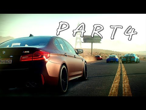 NEED FOR SPEED PAYBACK Walkthrough Gameplay Part 4 - Ready. Steady, Go!