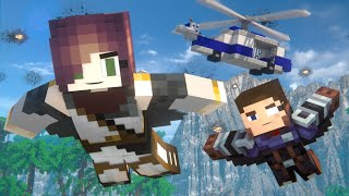 Battle Royale 3 Minecraft Animation