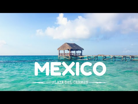 Travel Mexico 2016 | Playa Del Carmen, Xel-Ha, Tulum, Cozumel | GoPro Hero 4