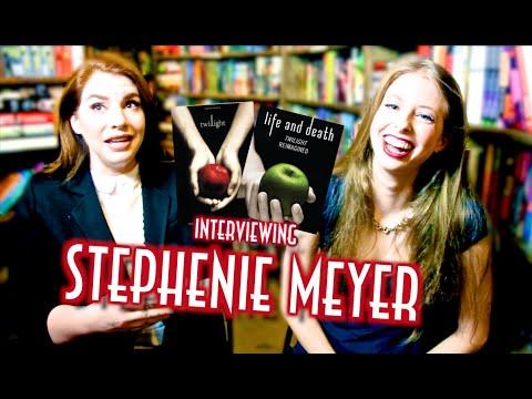 TWILIGHT TALK WITH STEPHENIE MEYER