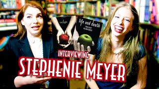 TWILIGHT TALK WITH STEPHENIE MEYER
