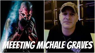 Meeting Michale Graves (ex-Misfits) [Interview]