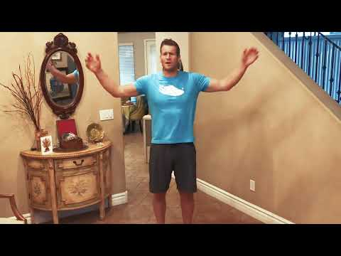 Work Out with Me: David Jack - YouTube