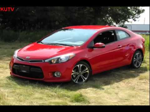 2016 Kia Officially Forte Sedan Red