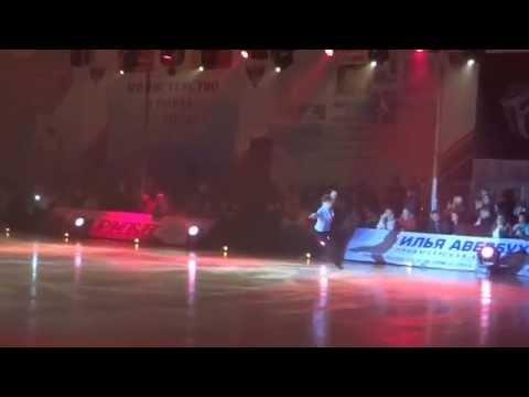 Ледовое шоу Ильи Авербуха