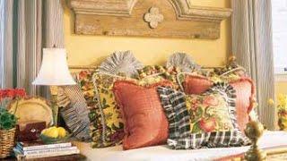 Изголовье кровати, Оригинальные идеи(Как оформить спальню http://goo.gl/QBNf0M Кровать, конечно, важная часть интерьера любой спальни. Но то, что выделяе..., 2014-08-05T13:05:42.000Z)