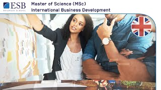 ESB Business School: Master International Business Development (Englisch)