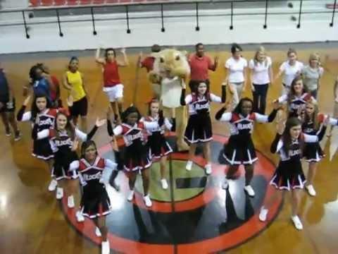 Spirit Video for Q93 from Glenmora High School