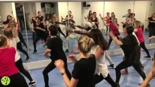 Ed Sheeran - Shape of You (Major Lazer Remix feat. Kranium & Nyla) Zumba® Choreography  Siddy Leal