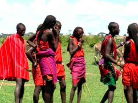 Maasai Music, Tanzania/Kenya indigenous song: Embrukoi