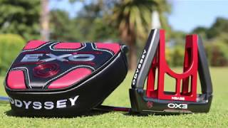 Odyssey EXO Putter Range Review