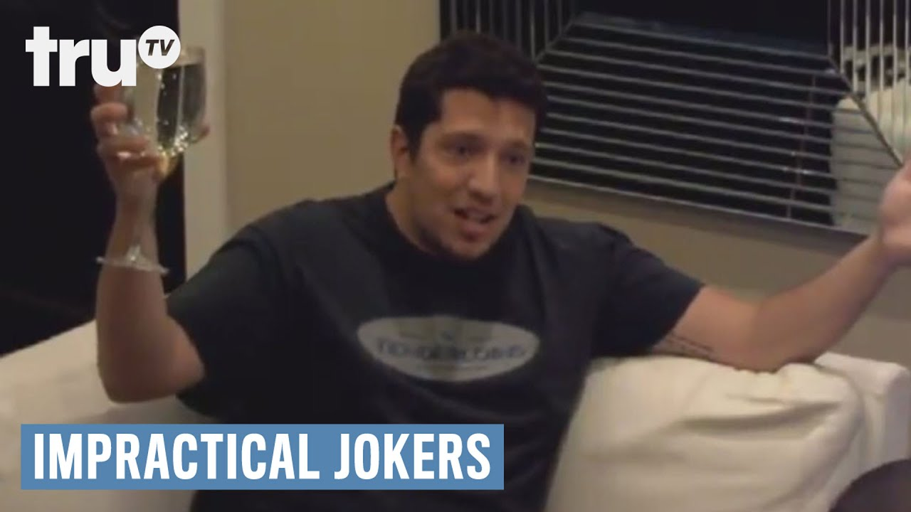 Impractical Jokers Roommate From Hell