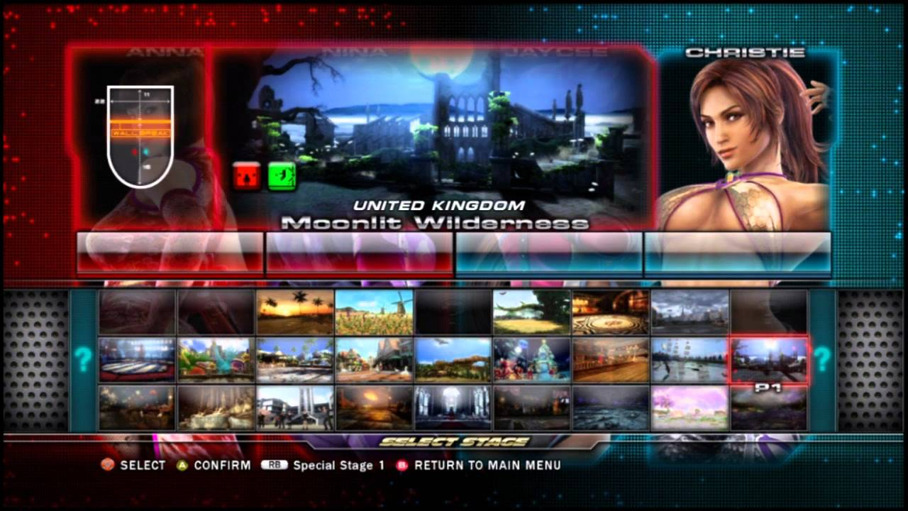 Tekken Tag Tournament 2 - a look at the stages - YouTube