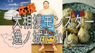 いちのじょうたかし 大相撲 モンスター 逸ノ城 ◇youtubeで人運と金運に...