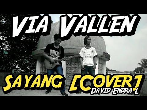 COVER Via Vallen - Sayang Rock Version NDX A.K.A