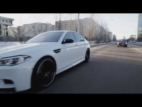 Night Lovell - 300 Thousand (Prod. Cavalier) / BMW M5 F10 Cold Drift
