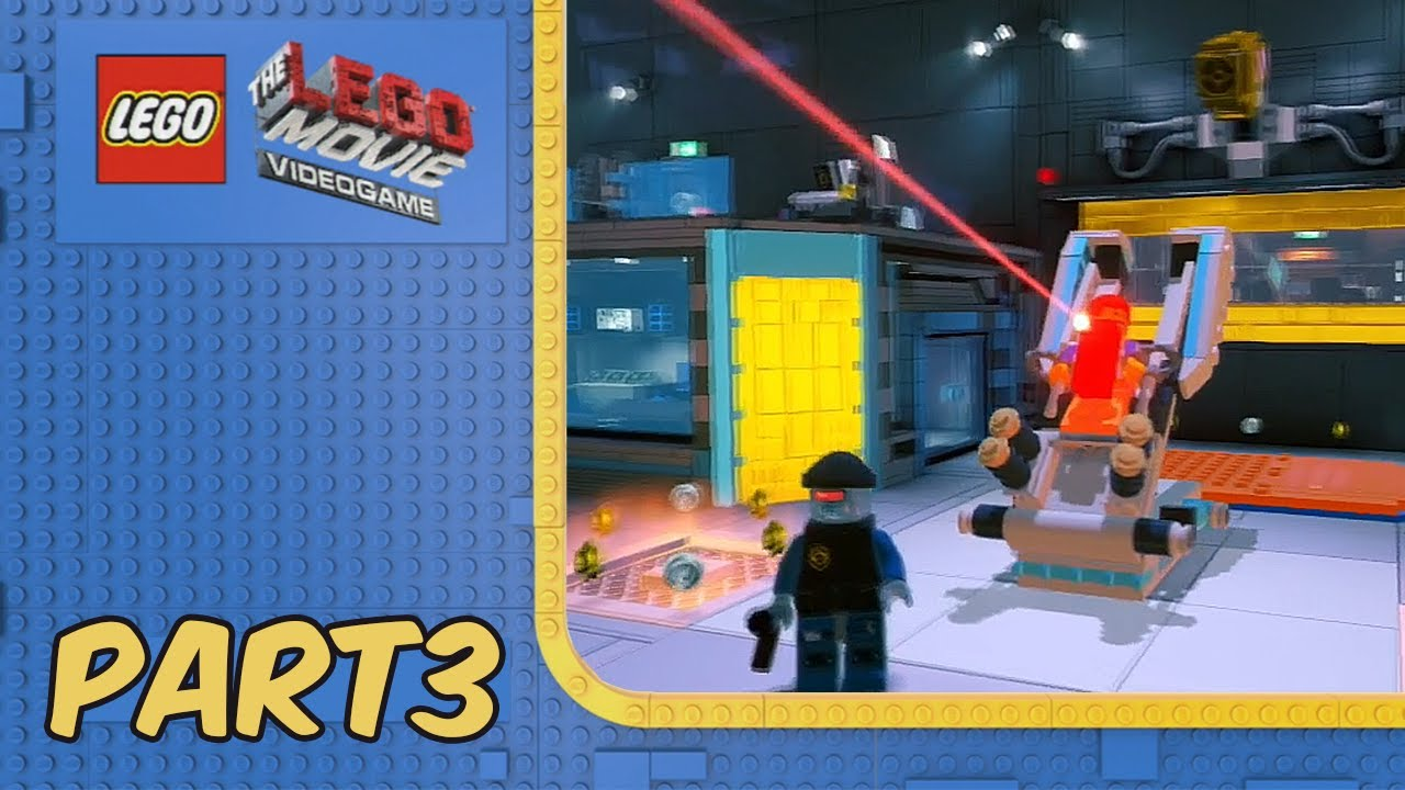 the lego movie videogame part 3 james bond gameplay. Black Bedroom Furniture Sets. Home Design Ideas