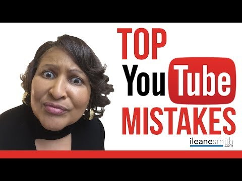 Big YouTube Mistakes You Are Making on Your Channel