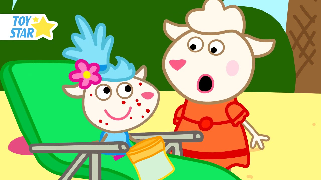 Dolly And Friends cartoon movie for kids Episodes #322