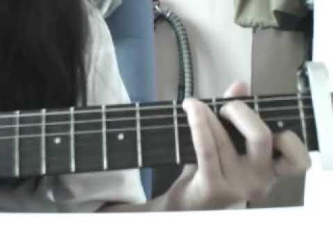 Monolouge Song (La La La) Tutorial for Guitar.