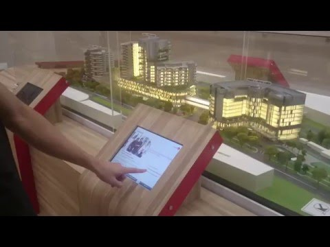 Interactive for Building Model