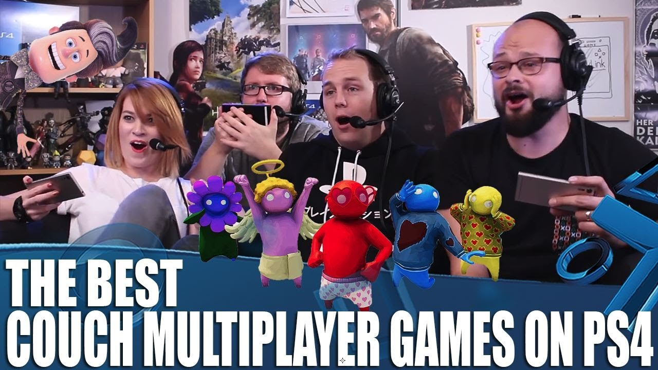 Wonderful The Best Couch Multiplayer Games On PS4