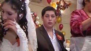 04.Свадьба Цыган!! Жениху и Невесте 14 и 15 лет!!! - Gypsy wedding part 4