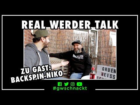 Real Talk über Werder mit Niko von Backspin – Hamburg ist grün-weiß