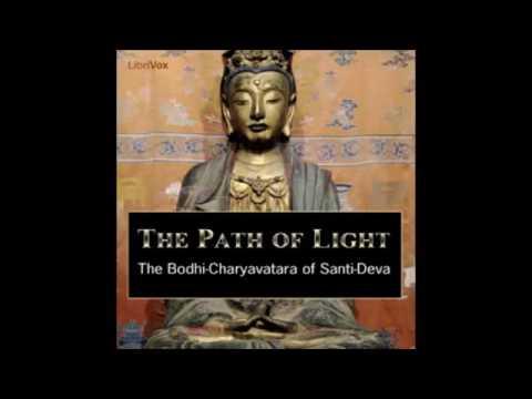 The Path of Light - The Bodhi-Charyavatara of Santi-Deva SHANTIDEVA