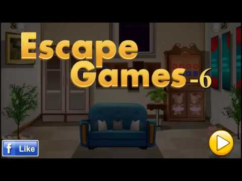 101 New Escape Games - Escape Games 6 - Android GamePlay Walkthrough HD