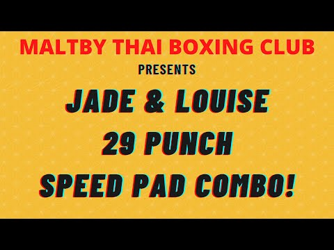 LADIES SUPER BOXING COMBO!!!