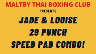 LADIES BOXING COMBO 29 PUNCHES!!!