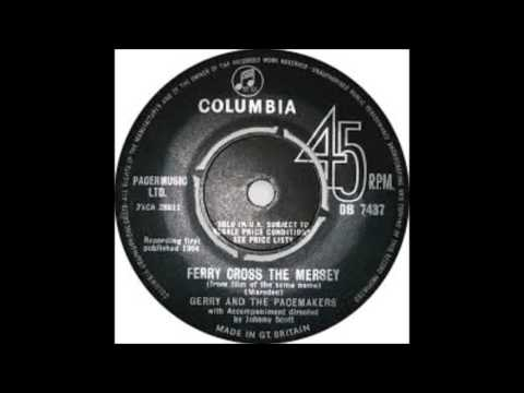 Gerry And The Pacemakers - Ferry Cross The Mersey - 1964 - 45 RPM