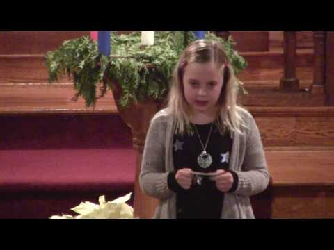 Christmas Eve Service 2015 - St.Stephen's Anglican Church