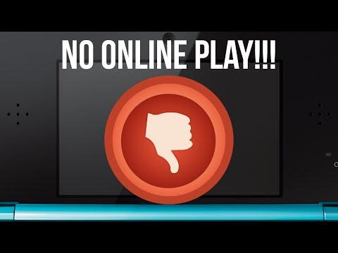 3DS - Nintendo blocks online play on older firmwares (Error 002-0119)